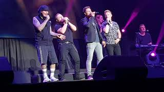Boyzone - Gave It All Away - Live in Singapore