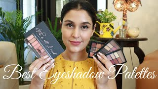 MY TOP 10 EYESHADOW PALETTES | STARTING Rs. 229/- | AFFORDABLE MAKEUP | Chetali Chadha