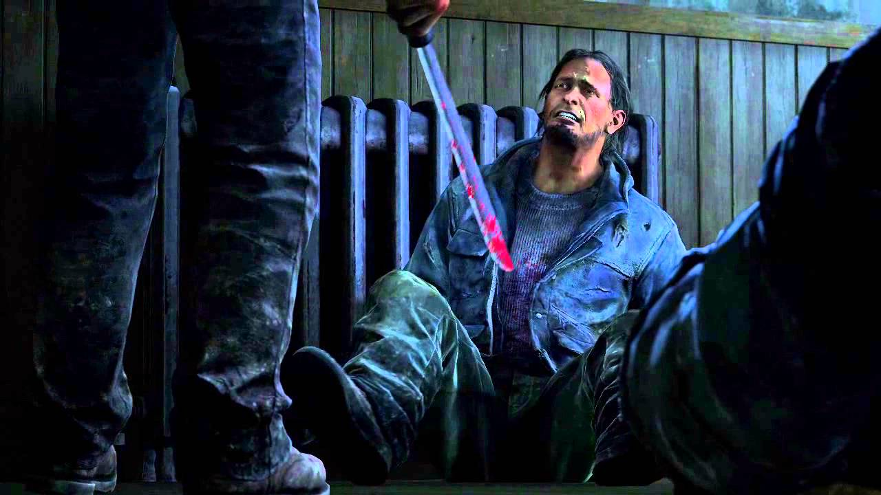Eight Seconds Of New Last Of Us Footage