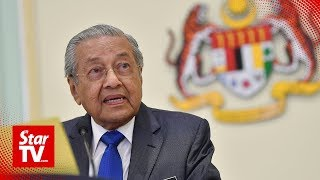 "Dr M: M'sia Forced To Withdraw From Rome Statute As ""one Person Wants To Be Free To Beat Up People"""