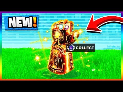 HOW TO KILL THANOS! Fortnite Infinity Gauntlet Season 4