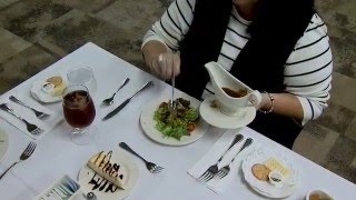 Dining and Business Etiquette–Chattanooga State