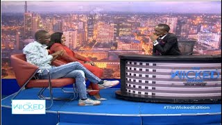 Njugush, Wa Kavinye reveal why they never fight over money - The Wicked Edition episode 153