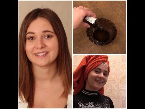 Как отрастить волосы и ресницы. Касторовое масло