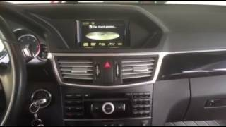 Comand for mercedes w212 - Most Popular Videos
