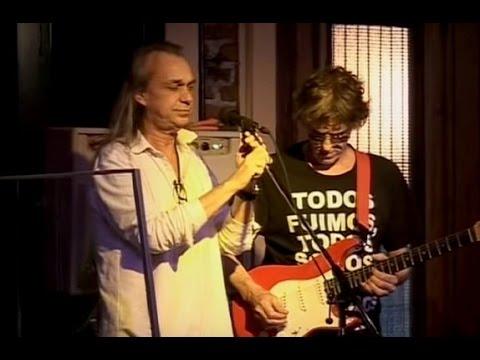 Luis Alberto Spinetta video Mañana o pasado - Moliere 12/11/2009 con David Lebon
