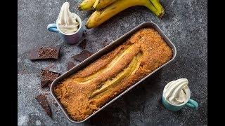 מתכון לעוגת בננות בחושה קלה של מיקי שמו
