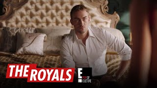 The Royals | Jasper Can't Turn Off Bodyguard Mode With Eleanor | E!