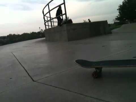 Thorton skate park