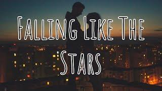 James Arthur   Falling Like The Stars (Lyrics)