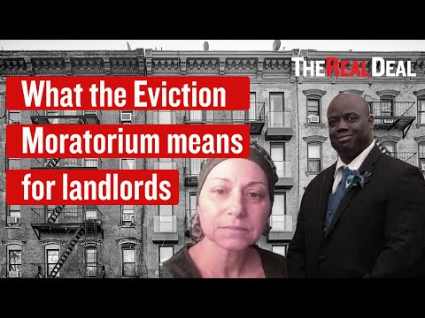 What Does The Eviction Moratorium Mean For Landlords? testimonial video thumbnail