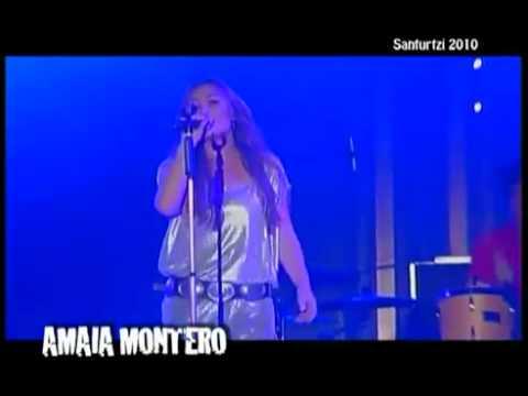 Amaia Montero-Ni puedo ni quiero (En vivo)