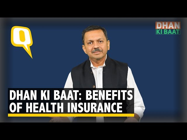 Dhan Ki Baat Episode 3 Benefits Of Health Insurance Explained The Quint