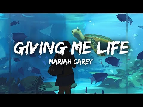 Mariah Carey - Giving Me Life (Lyrics) ft. Slick Rick, Blood Orange