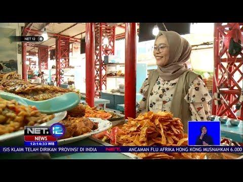 Ragam Menu Buka Puasa di Pasar Takjil Benhil NET12