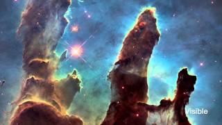 Хабблкаст-1: свежий взгляд на Столпы творения