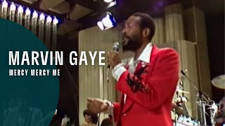 Marvin Gaye - Mercy Mercy Me (The Ecology) [Live]