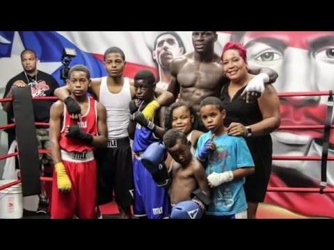 A Fighting Life: Steve Cunningham