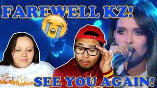 KZ TANDINGAN - SEE YOU AGAIN | SINGER 2018 | EP 10 | COUPLES REACTION