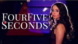 Gambar cover Four Five Seconds - Rihanna, Kanye West & Paul McCartney | Ali Brustofski Cover (Music Video)