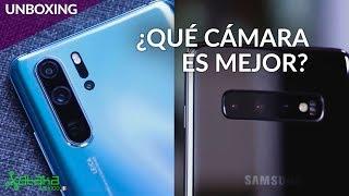 P30 Pro VS Galaxy S10+: la batalla entre las mejores triples cámaras en MÉXICO