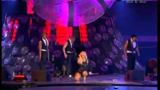 Christina Aguilera - Fighter Live