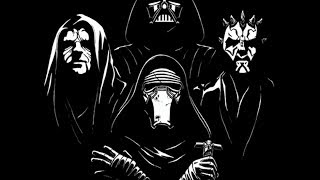 Disturbed-Down with the Sickness Sith/dark side tribute