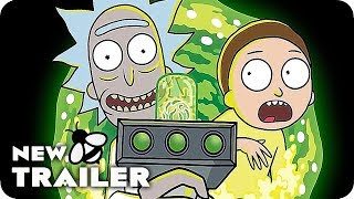 RICK AND MORTY Season 4 Release Date Teaser (2019) Adult Swim Comedy Series