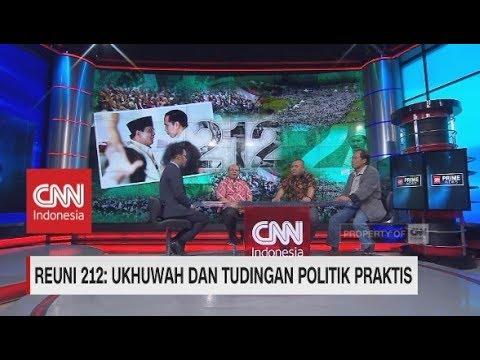 Pengamat: Reuni 212, Bikin Deg-degan Kubu Jokowi, Prabowo di Atas Angin