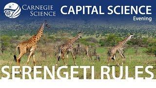Dr. Sean Carroll: The Serengeti Rules