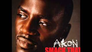 Akon Feat, Eminem - Smack That (Audio)