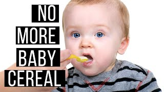 The Ugly Truths About Rice Cereal | Your Baby Cereal Questions Answered