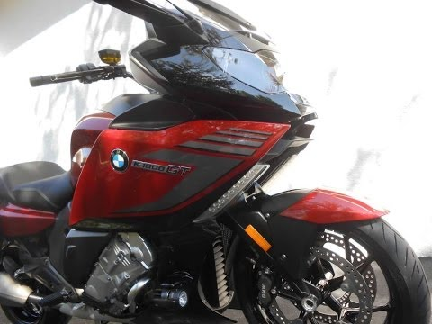All New 2014 BMW K1600GT Sport Ride & Walk Around Video Gulf Coast Motorcycles Ft Myers Florida