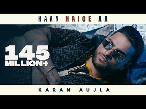 Haan Haige aa (FULL VIDEO) KARAN AUJLA ft. Gurlez Akhtar I Rupan Bal I Avvy Sra I Latest Song 2020