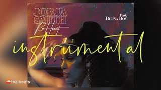 Jorja Smith Feat. Burna Boy   Be Honest (INSTRUMENTAL)