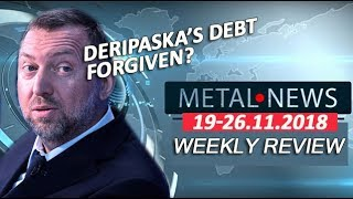 MetalNews.Weekly review 19-26.11.2018