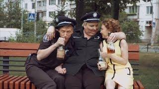 Скандал в новой полиции Украины - пьяная девушка и пиво | Дизель шоу | Дизель студио | Украина