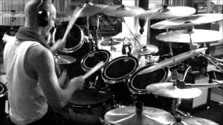 Arch Enemy - I Am Legend (Out For Blood) Drumcover by Marzl