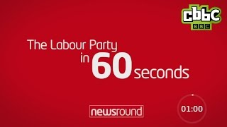2015 - The Labour Party in 60 seconds