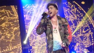 Adam Lambert Original High Tour (NYC) - These Boys Clip