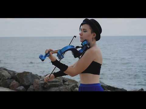 Oruga Mikuru -violin, відео 2