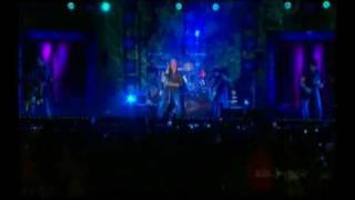 Daughtry - Crashed - Live