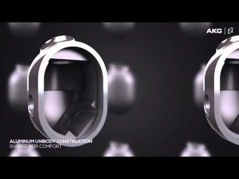 AKG N20 headphones