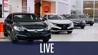 Honda Civic 2020 - Diferenças entre as versões
