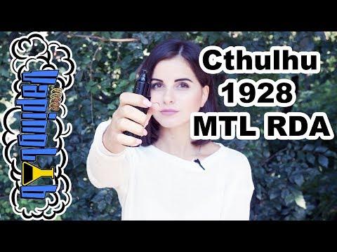 Cthulhu 1928 MTL RDA