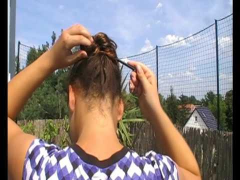 [Frisur] Das Haarstäbchen