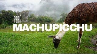 El de Machu!