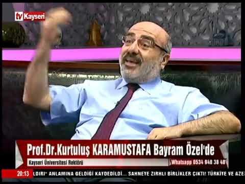Rektörümüz, TV Kayseri' de