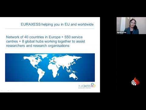 Conectando Europa  Instrumentos de cooperación científica de la Unión Europea