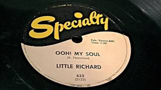 Little Richard - Ooh! My Soul 78 rpm!
